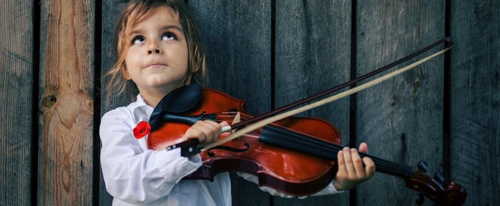 kid-violin